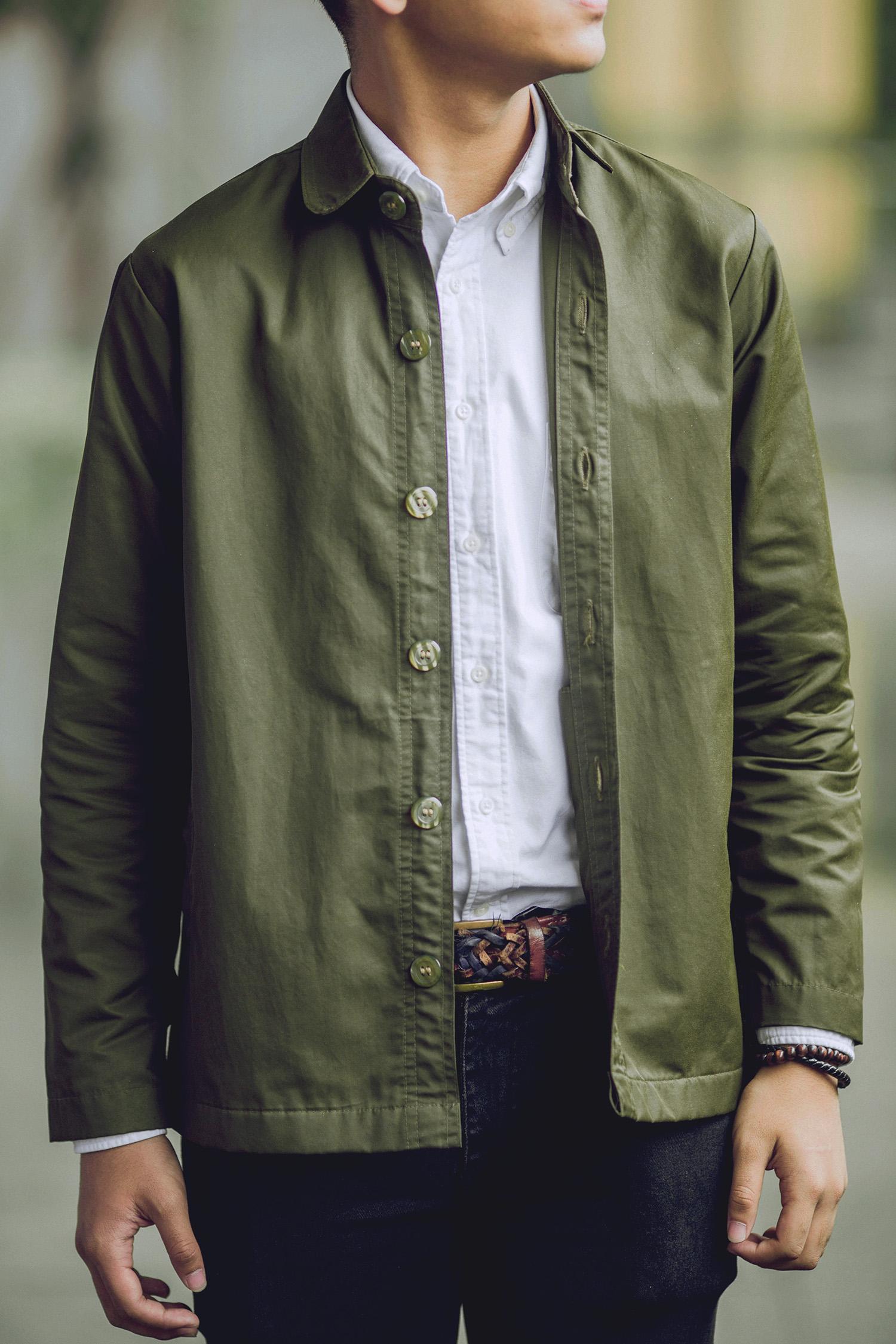 AMR Jacket olive